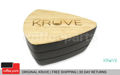 NEW Kruve Black Ground Coffee Sifter with 12 Sieves