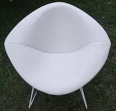 """New Knoll style Bertoia Diamond Seat full cushions in """"fabric"""" colors  available"""