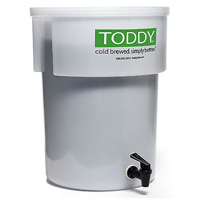 NEW Toddy Commercial Cold Brew Coffee Brewing System - makes tea or coffee