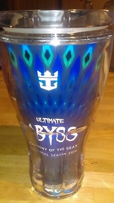 Royal Caribbean Harmony of the Seas ultimate Abyss cup