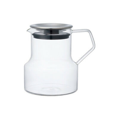 NEW Kinto 700ml Cast Heat Resistant Glass Teapot
