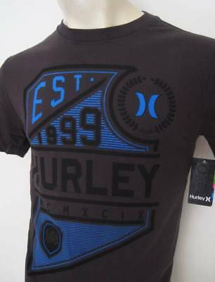 HURLEY MOVE UP Mens Brand New Premium T-shirt Tee Size M L XL XXL elwood