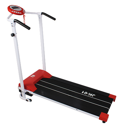 49146b01c1d F4H BEST VALUE Treadmill Jk01 Model Home Use Compact - 8Km Top Speed ...