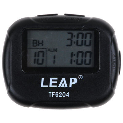 Training Electronics Interval Timer Sports Boxing Segment Stopwatch AU