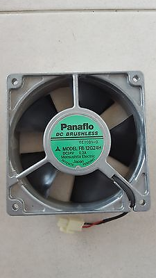 Panaflo DC BRUSHLESS COOLING FAN DC 24V 0.3A  - Made in Japan - USED