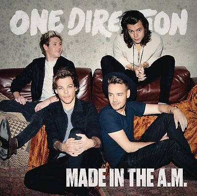 /1086458/ One Direction - Made In The A.m. [CD]