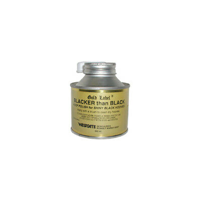 Gold Label Hoof Varnish, Clearer than Clear - 250ml