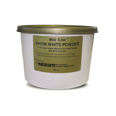 Gold Label Show Powder