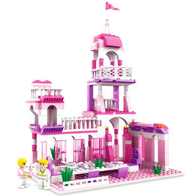 Fairy tale princess Building Blocks Best Toys gifts for girls Educational Blocks