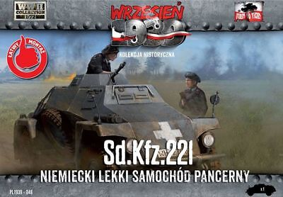 Sd Kfz 221   First to Fight 048 1/72