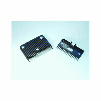 Lister A2F/AC Fine Blade Set for Lister Horse Clippers - Comes With Plastic Sock
