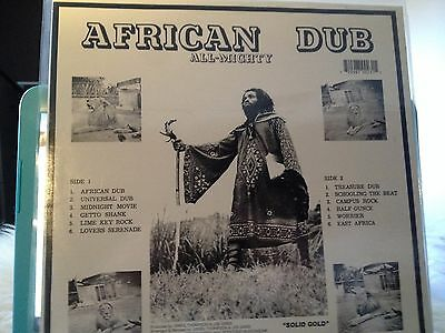 Joe Gibbs & The Professionals – African Dub - All Mighty  lp