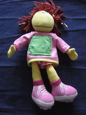 Official The Tweenies Fizz Soft Plush Doll Hasbro Toys Produced In 1998 Vintage
