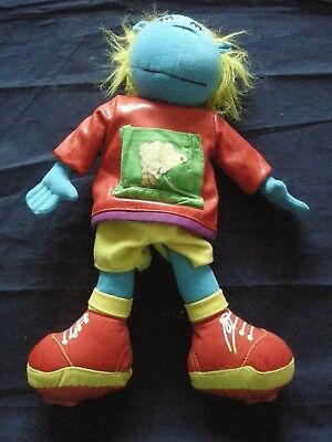 Official The Tweenies Bella Soft Plush Doll Hasbro Toys Produced In 1998 Vintage