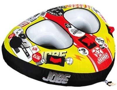 Jobe Towable DOUBLE TROUBLE 2P Watersports & BoatIng