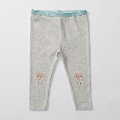 NEW Baby Amimal Patch Leggings