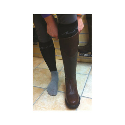 Mark Todd Competition Long Horse Riding Socks (pk of 3)