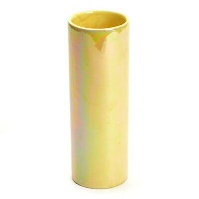 Arts & Crafts Ruskin Attributed Yellow Lustre Vase C.1920