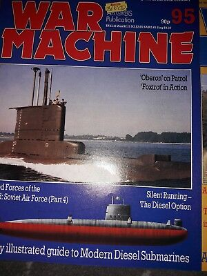 war machine magazine issues 95 and 96 only.