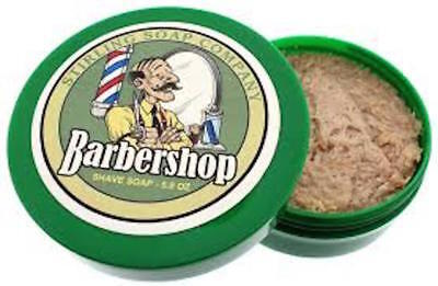 Stirling Barbershop Shaving Soap (USA) 5.8oz/165gr