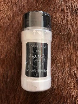 RCMA No-Color Powder 3oz - Face cosmetic Loose Powder Shaker Top Bottle ! SEALED
