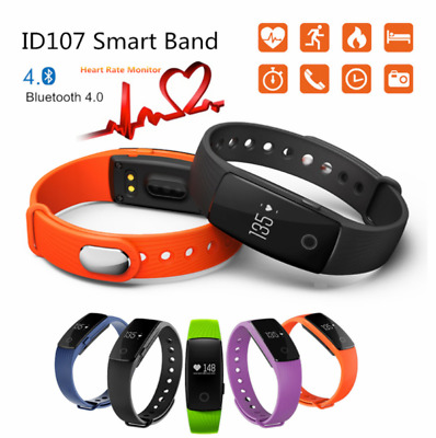 NEW Fitbit Smart Band Heart Rate + Sleep Monitor Wristband Fitness Flex Bracelet