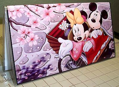 MICKEY & MINNIE MOUSE Checkbook Cover    FREE SHIPPING