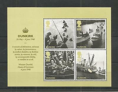 SG MS3086 2010 BRITAIN ALONE (2nd issue) MINIATURE SHEET - UNMOUNTED MINT