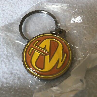 Hanson New Middle Of Everywhere Keychain