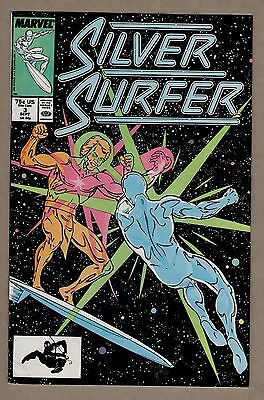 Silver Surfer #3 (Sep 1987, Marvel)
