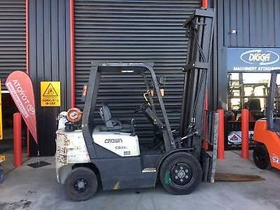 Crown Cg25E-3 2.5T Forklift