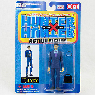 HUNTER × HUNTER Leorio Action Figure Series OPT JAPAN ANIME MANGA