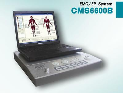 CMS6600B EMG Machine/EP System Nerve Muscle Bioelectricity Evoked Potential BAEP