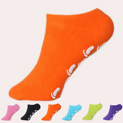 SPA WOMEN  Moisturising Gel Heel Feet Socks Cracked AID Dry Foot Care Protectors