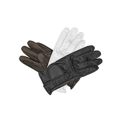 Mark Todd Leather Riding/Show Gloves Child