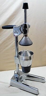 Vintage RAMCON Manual Juicer Juice Hand Press Extractor Citrus Healthy Awesome!
