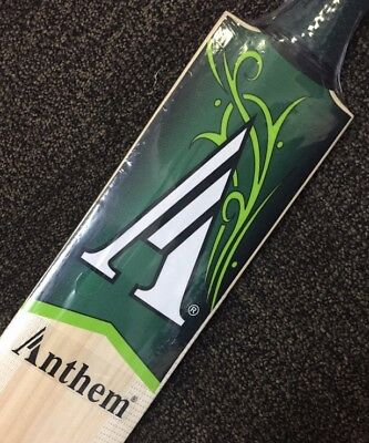 Anthom Light Kashmiri Willow Cricket Bat (Indoor) + AU Stock, Free Ship & Extras