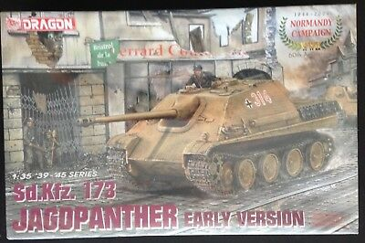 Dragon/DML 1/35 kit#6245 Sd.Kfz.173 Jagdpanther Early;Special Normandy 60th Ed'n