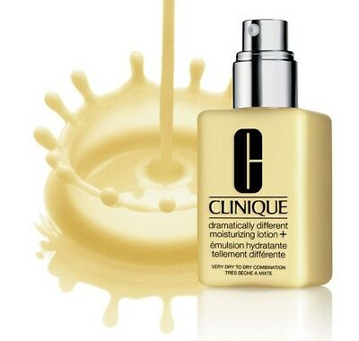 Clinique Dramatically Different Moisturizing Lotion+ With Pump 125ml BNIB UK