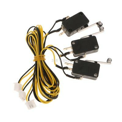 3pcs KW11-3Z Mechanical End Stop Endstop Limit Switch for 3D Printer