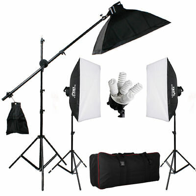 2850W Soft Box kit iluminacion continua fotografia Foto Estudio softbox CE RoHS