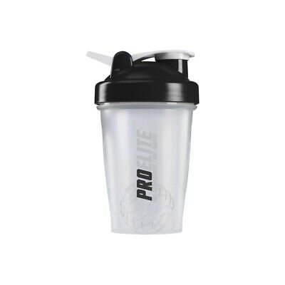 Pro Elite Transparent Mini Whey Protein BCAA Shaker Blender Mixer Cup