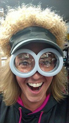 Minion Googles Costume Glasses Sunstaches Minion Googles