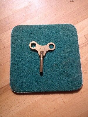 Clock winding key size 2.25 No 0  Lots of Sizes in Stock in my shop