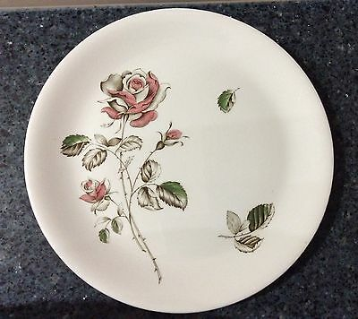 Alfred Meakin Queen of the Roses Plate Made in England