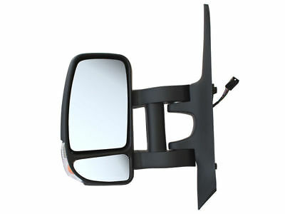 Renault Master Iii Mk3 Vauxhall Movano B 10- Mirror Wing Long Arm Electric Left