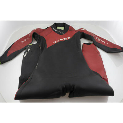 Orca RS1 Predator Men Size 9 Ex-Demo slight marks Triathlon Wetsuit Black
