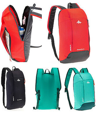 Quechua Lightweight Hiking/school/camping Small Outdoor Backpack 10 L