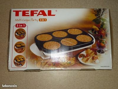 multi crepes PARTY TEFAL