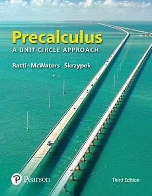 Precalculus: A Unit Circle Approach with Integrated Review, Books a la Carte
